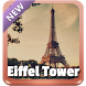 Eiffel Tower Keyboard by SuperColor Themes