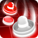 Two Player Games: RED Air Hockey by Tomorrow Studios