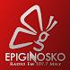 EPIGINOSKO Radio by KLIKHOST