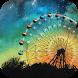 Shiny Sky Wheel Live Wallpaper by DynamicArt Creator