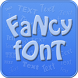 Fancy Text for Chat by Korean Fonts Free For You