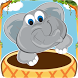 Happy Elephant by CasaGames