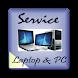 Service Laptop dan PC Mahir
