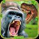 Furious Gorilla vs Wild Dinosaur by Tap 2 Sim