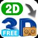 VR 2D3D Converter Free by VT Software