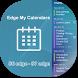My Calendar for Edge Panel by Edge Master