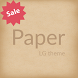 Paper Theme for LG V20 & G5 by WSTeams