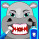 Animals Dentist - Hippos by Adcoms
