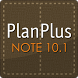 PlanPlus NOTE 10.1 by gimmyoungsoft