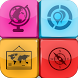 Geography Quiz Game by Amazing Classroom Apps