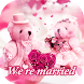 Cute teddy bear theme love by Best Custom Theme