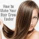Make Your Hair Grow Faster by AppJefuri