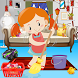 House Clean Up Decoration Game by BabyGamesStudio