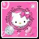 Diamond Cute Cat Keyboard Theme by TouchPal HK