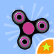 Fidget Spinner : Real simulator by Smart Kids Space