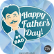 Happy Father's Day Cards by Basic Sense Creation