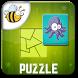 Kids Shape Puzzle Game by Fun4Kids HoneyBee