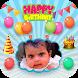 Birthday Stickers by Leeway Infotech LLC