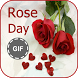 Rose Day Animated GIF 2018 by Shree Madhava Labs