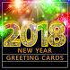 2018 New Year Greeting Cards by Christmas Apps For Free