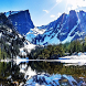 Nature live wallpaper (mountains, forest, lake) by Creative apps and wallpapers
