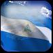 3D Nicaragua Flag by App4Joy