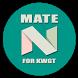 Mate Nougat for KWGT by Ladislav Matějka