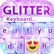 Glitter Emoji Keyboard Changer by Thalia Photo Art Studio