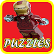Puzzle lego avengers games by Best Slide Puzzle Game For Kid Heroes Fun Survivor