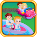 Baby Hazel Learns Vehicles by Axis Entertainment