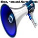 Siren, Horn and Alarm Sounds by srdrsoft