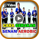 Video Gerakan Senam Aerobik by Raja Music