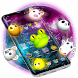 3D Cute Emoji Theme by 3dthemecoollauncher