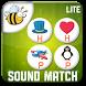 Phonics Sound Match Game Lite by Fun4Kids HoneyBee