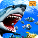 VR Shark Attack Angry Blue Whale by 9d Technologies - VR Games