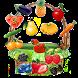 Bucket Fruit by F Studio