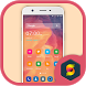 Theme for OPPO F3 by Smart Themers