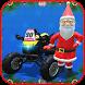 ATV Quad Bike Taxi: Crazy Santa by AJ GAMING