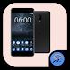 Theme Launcher For Nokia 6 by SantaZanta