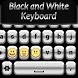 Black and White Keyboard by Thalia Spiele und Anwendungen
