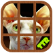 Cat Sliding Puzzle by TTR