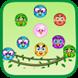 Bubble Bird Jungle by Ijen Studio