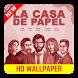 La casa de Papel HD Wallpapers by FahrenBYTE
