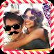 Cute Selfie Stickers by Zikosdev