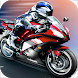 Highway Moto Rider -Bike Rider by Grey Falcon Studios