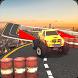 Impossible Stunt Tracks: Monster Truck Racing 3D by Bucket Games Studio