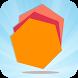 Six - Hexagon Fall! by mLya studio