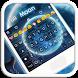 Full Moon Love Emoji Keyboard by Colorful Design
