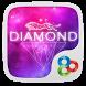 My Diamond GO Launcher Theme by Freedom Design