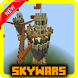 SkyWars Map for Minecraft PE by Game & Entertainment Indy